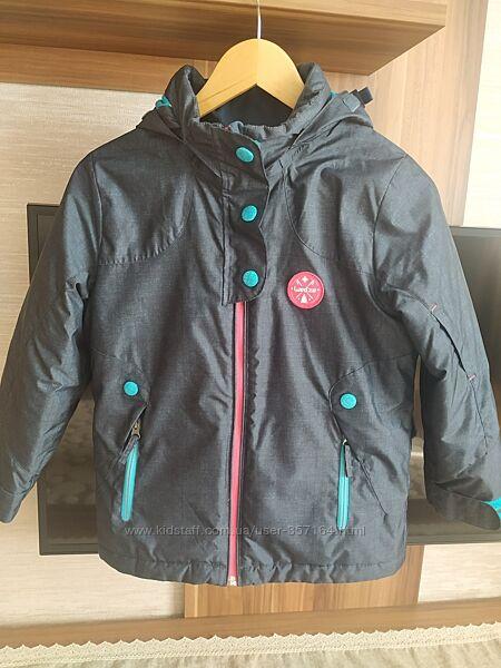 Дитяча термо куртка Decathlon Wed&acuteze 140см