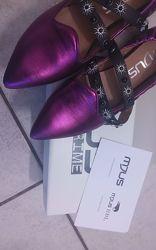 Балетки Mjus/ Обувь 38 размера