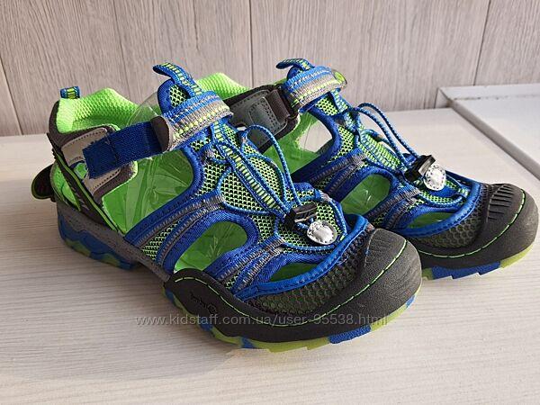 Jambu Kids Piranha спортивные сандалии, новые, рр 38, стелька 22.5-23 см