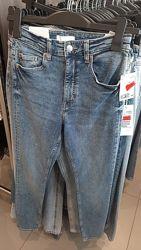 Джинсы скинни H&M High waist