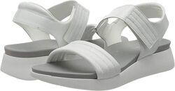 Marco tozzi женские кожаные сандалии 38й размер.