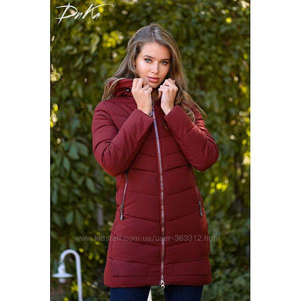 Зимняя куртка норма полубатал