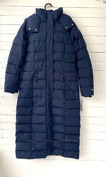 Пальто зимнее женское Tommy Hilfiger  Primaloft collection Оригинал