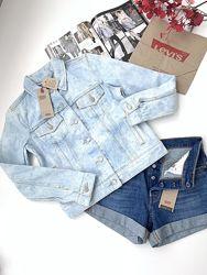 Куртка джинсовая женская Levis  Левис. Оригинал