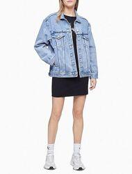 Куртка, джинсовка жіноча Calvin Klein Jeans Келвин Кляйн Оригінал