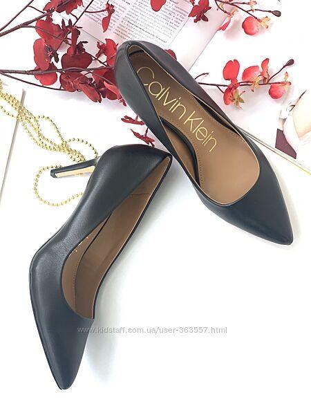 Туфлі лодочки Calvin Klein Кельвин Кляйн  Туфли женские Оригінал