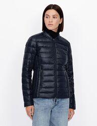 Пуховик легкий, куртка жіноча Armani Exchange PUFFER JACKET Оригінал
