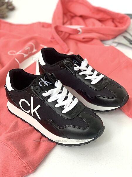 Кросівки жіночі Calvin Klein Кельвин Кляйн  Кроссовки женские Оригінал
