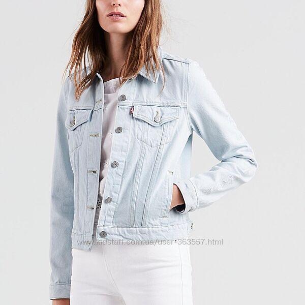 Куртка джинсова жіноча Levis Левис. Оригінал