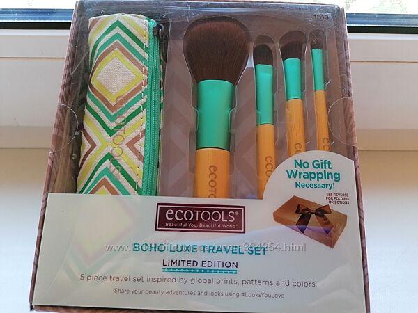 Набор кистей Ecotools BoHo Luxe Travel Set 1313