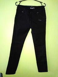 Джинсы на флисе. Теплые джинсы