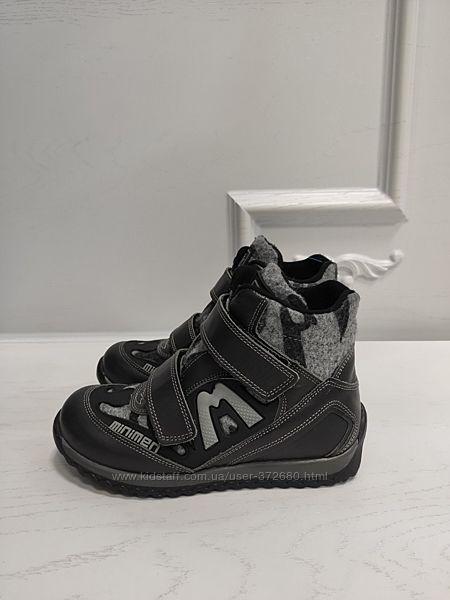 Ботинки деми Minimen р.31,34,35,36
