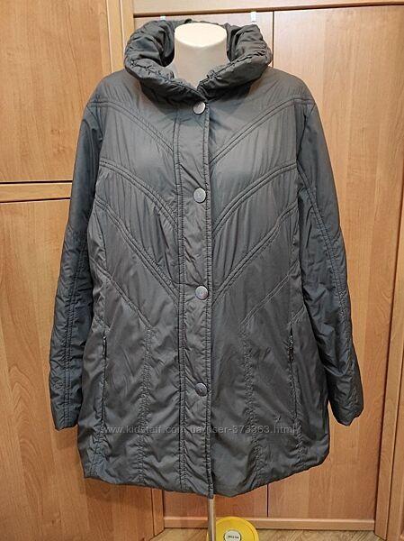 Демисезонная куртка на синтепоне - 54/56 разм.