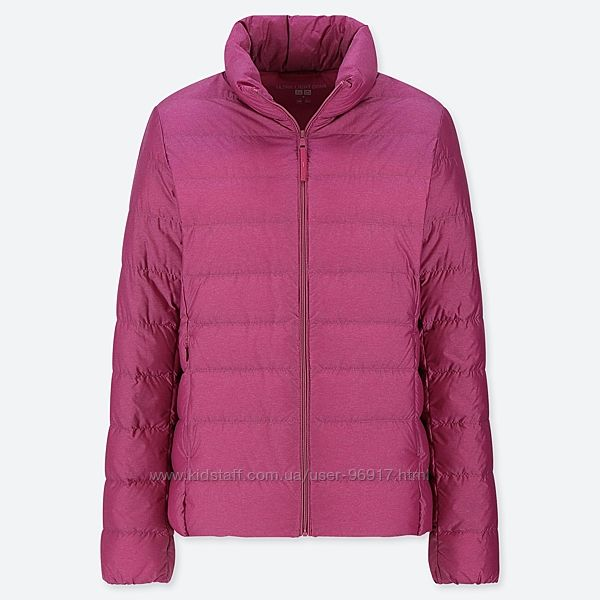 Легкая пуховая куртка, оригинал- Uniqlo ultra light down jacket
