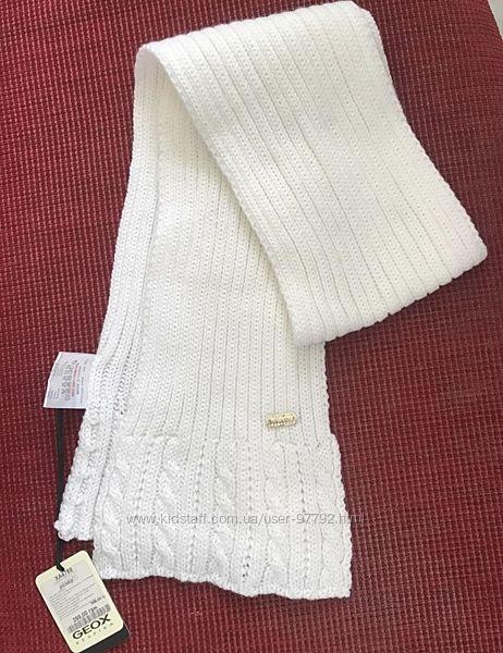 Шикарные шарфы Geox, новые, цены распродажи
