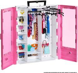 Шкаф для одежды куклы Барби. Barbie Ultimate Closet