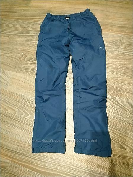 Женские зимние утепленные штаны Adidas, размер S