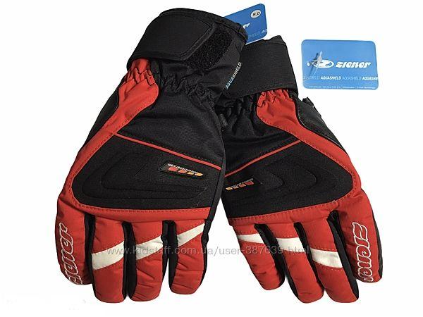 Мужские лыжные перчатки Ziener GERWIN 8, 8. 5, 9 ориг с эт