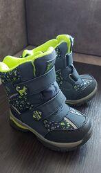 Зимние термо ботинки Том. м для мальчика