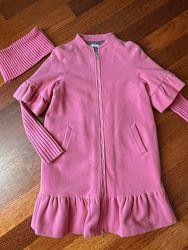 Шикарное демисезонное пальто Miss Blumarine на 152-164
