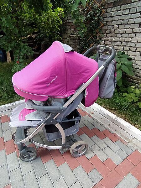 Прогулочная коляска Изи Гоу Вираж Футмуф в подарок