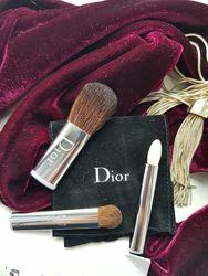 Оригинальные кисти для макияжа глаз dior