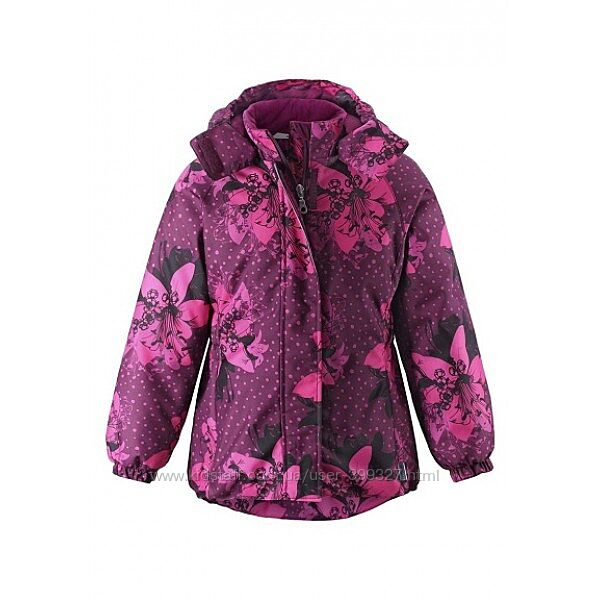 Зимняя куртка lassie by reima р. 104, 116. Новая