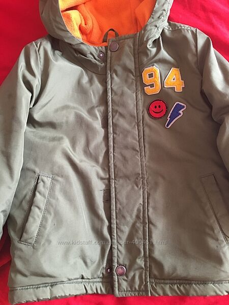 Весення красивая курточка от Old navy. Размер 3 года