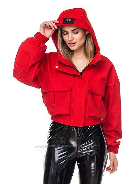 Демисезонная женская куртка, ветровка лиза
