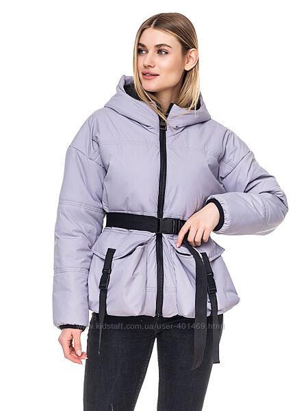 Демисезонная женская куртка адриана