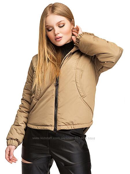 Куртка женская демисезонная Бьянка