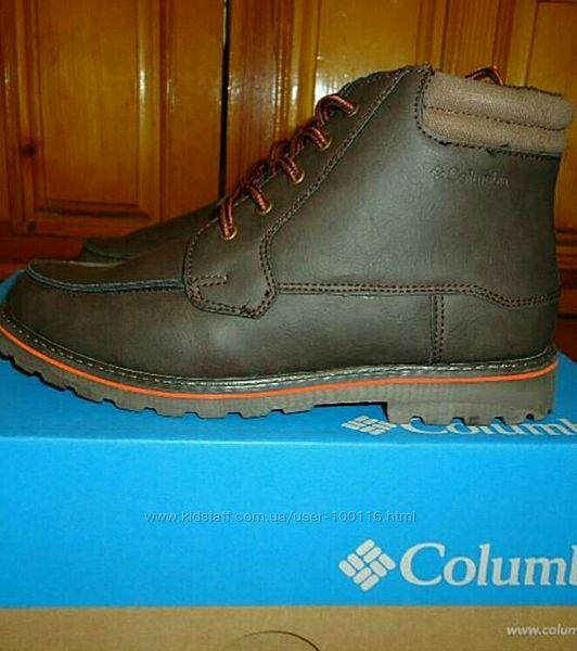 Ботинки Columbia р. 39 демисезонные