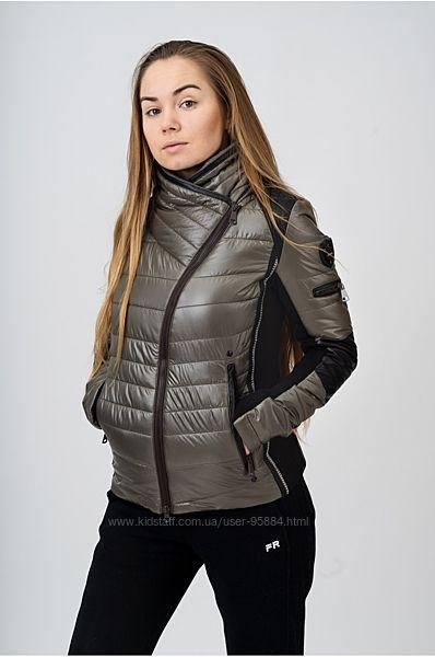 Новинка  Демисезонная куртка женская FREEVER  2 цвета