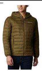 Куртка Columbia Men&acutes Voodoo Fall 590 TurboDown Hooded Puffer Jacket