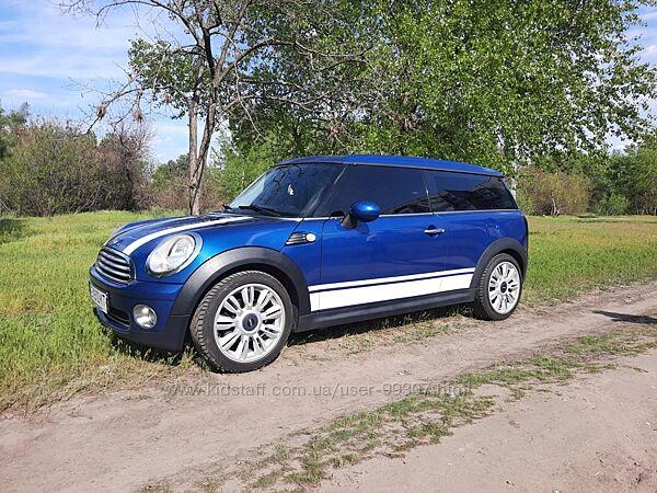 Продам Mini Cooper Clubman очень красивый, синего цвета, Каменское Днепр.