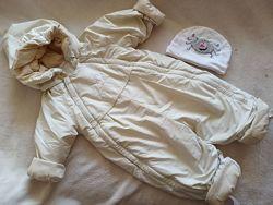 Пакет одежды на мальчика 6-9 месяцев