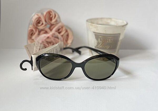 Овальные солнцезащитные очки uniqlo, с защитой uv400