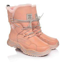 Детская Зимняя Обувь - Много моделей