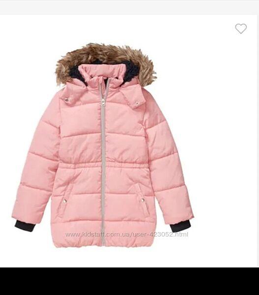 Зимова куртка - пальто KIK,  146- 152