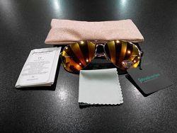 Женские солнцезащитные очки авиаторы, капли stradivarius оригинал
