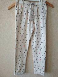 спортивные штаны для девочки 6-7,7-8 лет,116-122,122-128 рост zara оригинал