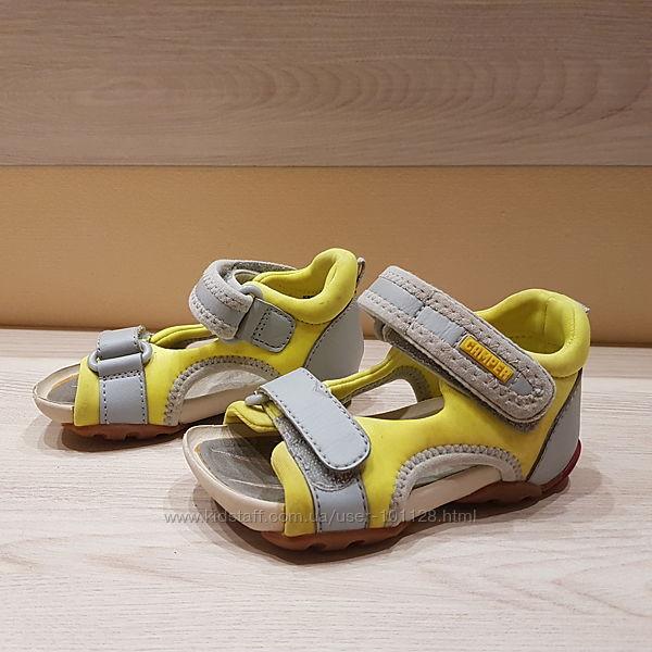летние спортивные сандалии кампер 23 рр 14.5-15.0  см