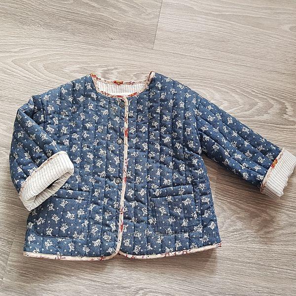 куртка-пиджак Zara 86 см