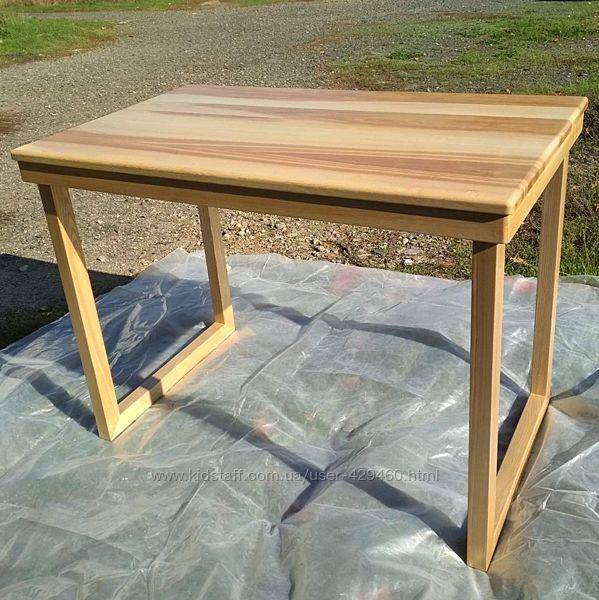 Стол деревянный из ясеня