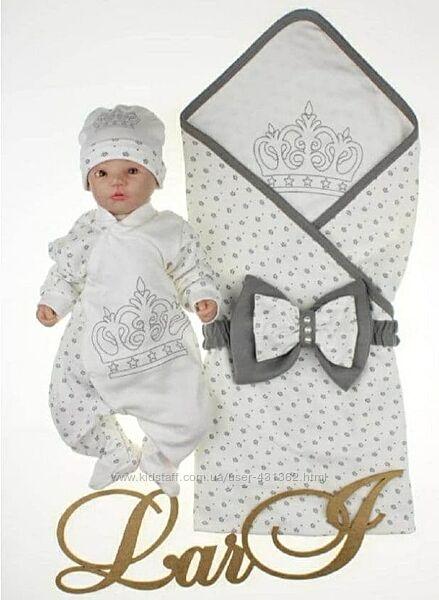 комплект для новорожденных лето