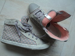 ботинки GEOX р37, стелька 24см