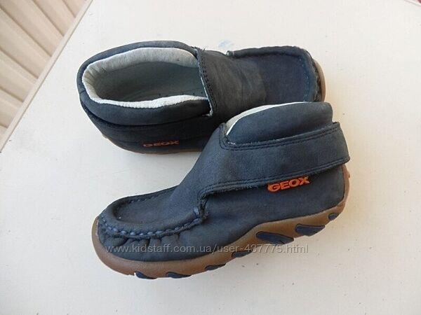 ботинки Geox 24р стелька 16см