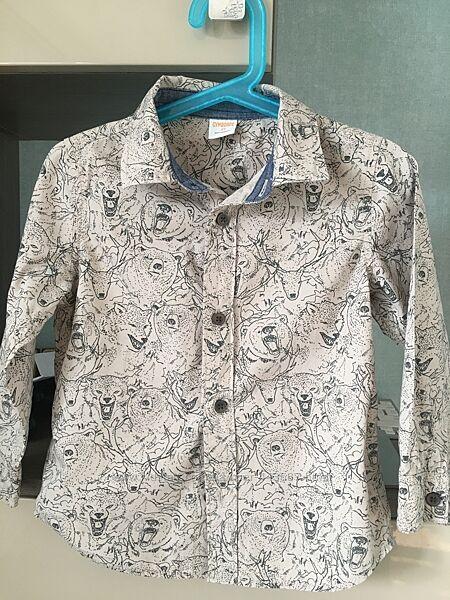 Рубашка Gymboree, размер 3Т