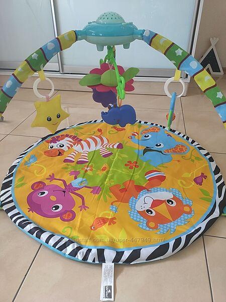 Развивающий детский коврик Bertoni