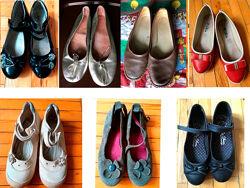 Туфли, мокасины, балетки, размер 35 -37